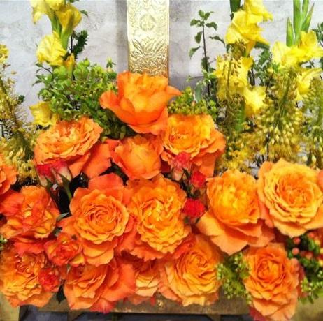 Altar flowers thumbnail