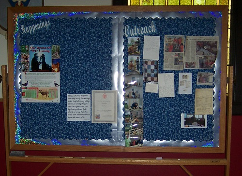 bulletin board 1 small