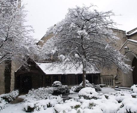 Palm Sunday Snow (2013 03-24)