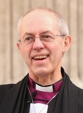 Archibishop of Canterbury head shot