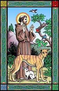 St-Francis-of-Assisi-and-Animals